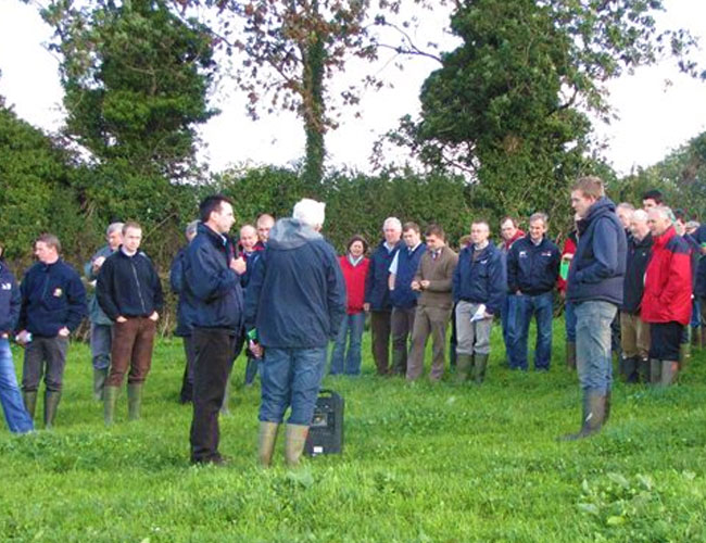 About Ulster Grassland Society